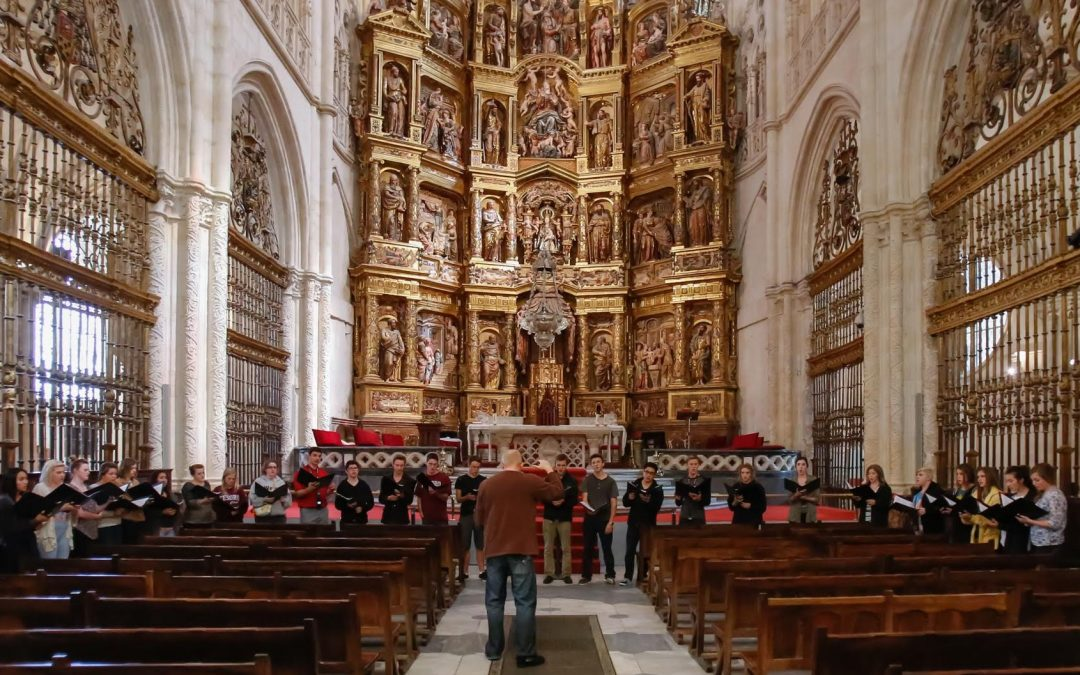 Tesoro Choirs Tour Spain